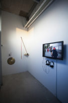 Photo by Alessandro De Matteis, gallery view.
