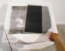 Interactive work, MAC exhibition